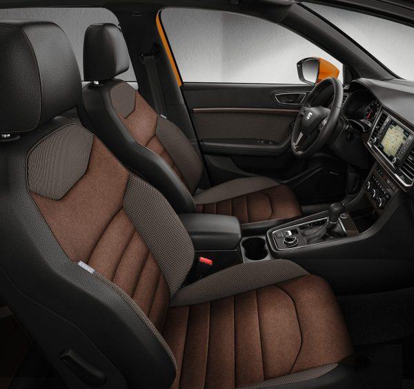 Leasing Seat Ateca - Intérieur 2