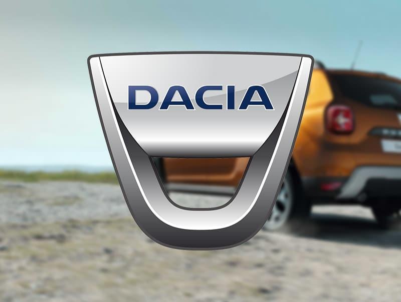 Photo catégorie leasing Dacia