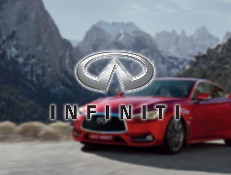 Photo catégorie leasing Infiniti