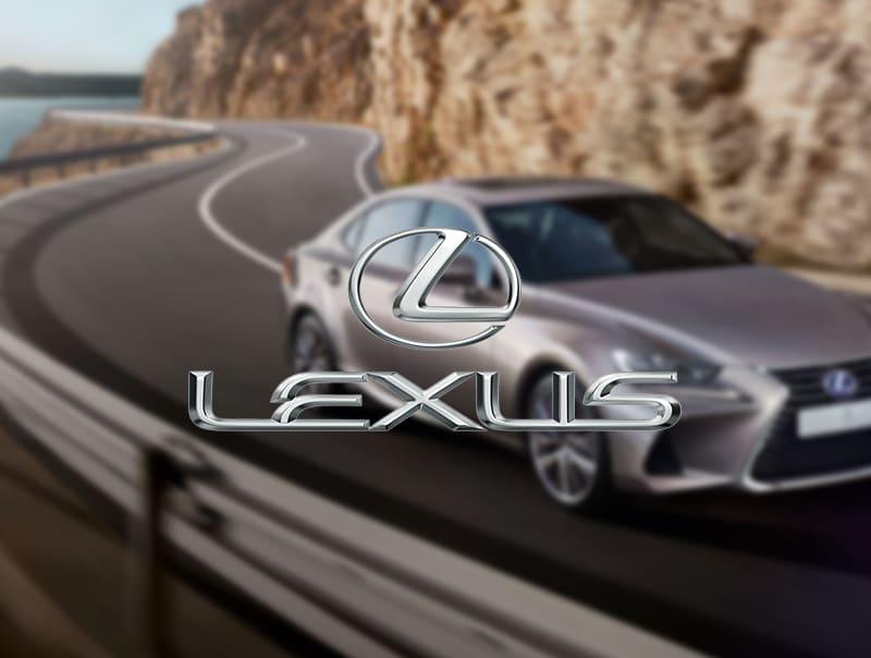 Photo catégorie leasing Lexus