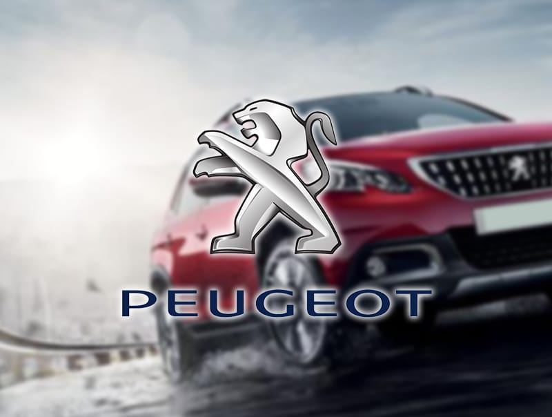 Photo catégorie leasing Peugeot
