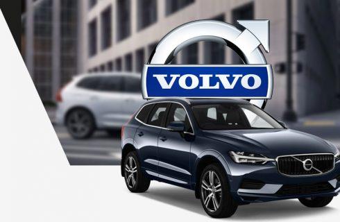 Offres de leasing pour Volvo